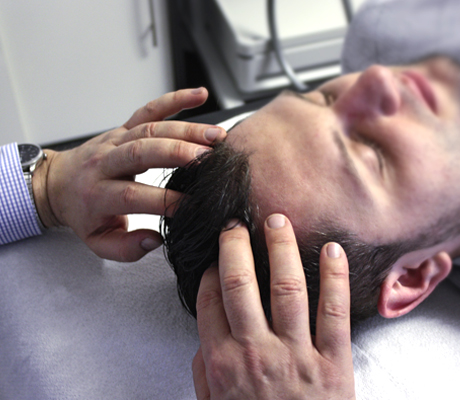 Manuelle Osteopraktik